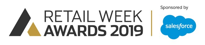 Retail Week Awards 2019 logo